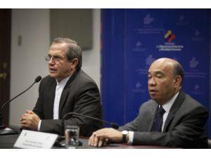 Ekvador, Türk büyükelçiyi Dışişleri'ne çağırdı