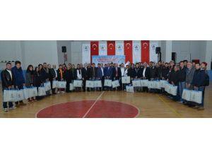 Pamukkale Belediyesi'nden Amatör Kulüplere Malzeme Yardımı