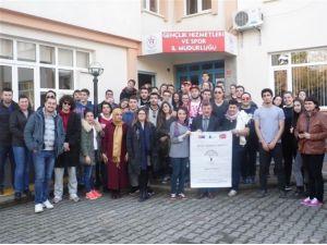Avrupalı Gençler Yalova'da Obeziteye 'Dur' Dedi