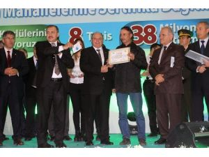 Muğla'ya 13 Yılda 5 Milyar TL Yatırım