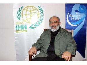 İHH Genel Başkanı Bülent Yıldırım: