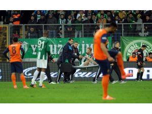 Serdar Aziz'den Bursaspor'a Kötü Haber