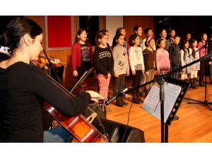 Çankaya Belediyesi Bin Çocuk Korosu, 26 Şubat'ta sahne alacak