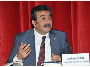 """Çetin'den """"İş Kurun, Yatırım Yapın"""" Çağrısı"""