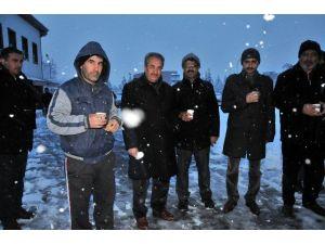 Akşehir Belediyesi'nden Çorba İkramı