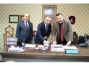 Büyükşehir, Hospitadent İle Protokol İmzaladı