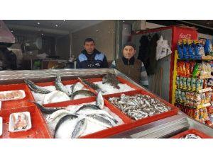 Hava Isındı Balık Fiyatları Düştü
