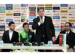 """Ademoğlu: """"Futbol Hakemlerle Zor Oluyor"""""""