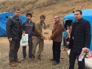 Suriyeli Ailelere Yardım