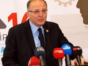 Milletvekili Koçer, Gaziantep'e 'Gazi' Unvanı Verilişinin 95. Yılını Kutladı