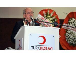 Başkan Albayrak Kızılay Olağan Genel Kurulu'na Katıldı