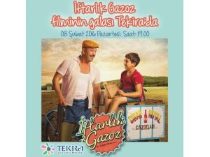 İftarlık Gazoz Filminin Galası Tekira'da