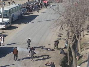 Afganistan'da yol kenarına yerleştirilen bomba patladı: Bir ölü, 4 yaralı
