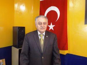 Türk Kızılayı Artvin Şubesi Başkanı Yazan yeniden seçildi