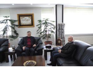 AK Parti Kayseri Milletvekili İsmail Tamer;