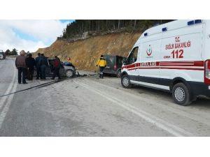 Çorum'da Trafik Kazası: 7 Yaralı