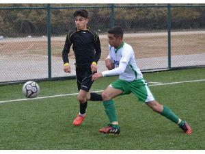 1.amatör Küme Büyükler Futbol Ligi'nde 24 Gol Atıldı