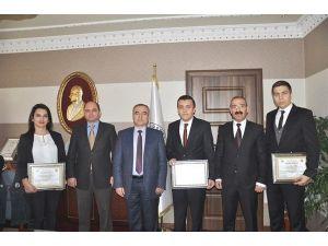 Kastamonu'da Dikili Satışa Ödül