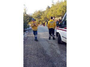 33 Yaşındaki Kadın Kayalıklara Çıkarak İntihara Kalkıştı