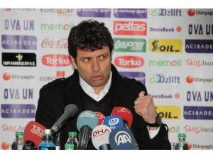 """Arslan: """"Bir Haftada Trabzonspor'u 2 Defa Yenmek Önemli Bir İşti"""""""