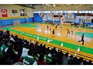 Bodrum Basketbolspor, As Kadirliyi 88-31 Mağlup Etti