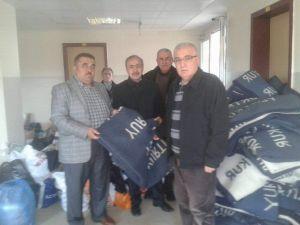 AK Parti Teşkilatından Irak Türkmenlerine Yardım
