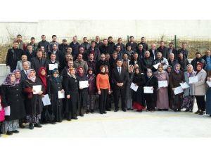 Haymana'da İş Sağlığı Güvenliği Kursu Gerçekleştirildi