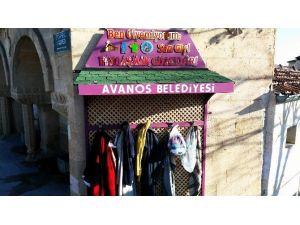 """Avanos'ta Örnek Kampanya, """"Ben Giyemiyorum Sen Giy"""""""