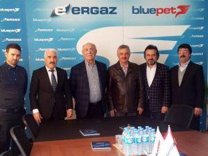 Ataşehir'de, Ergaz  Dky İşbirliğiyle Yeni Bir İnşaat Projesi Hayata Geçiyor