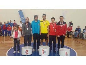 Erzincanlı Bedensel Engelli Sporcu Milli Takımda