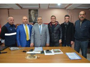 Tercan Belediyesi İle Hizmet - İş Sendikası Arasında Toplu İş Sözleşmesi İmzalandı
