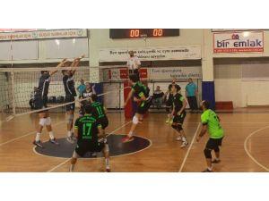 Düzce Belediyespor Voleybol Takımı Tekrar Play-off Grubunda