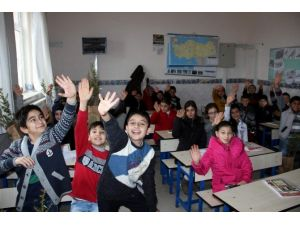 Nevşehir'de 56 Bin Öğrenci Ders Başı Yaptı