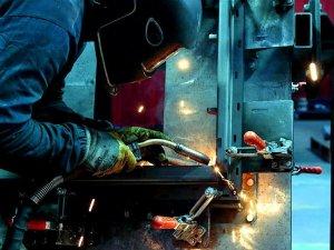 Sanayi üretim endeksi yüzde 4,5 arttı