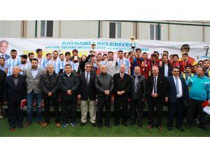 Metin Oktay Futbol Turnuvası sona erdi