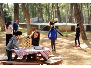 Kepez'in Parkları Buluşma Noktası Oldu
