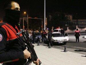 Şanlıurfa'daki huzur operasyonunda 22 kişi gözaltına alındı