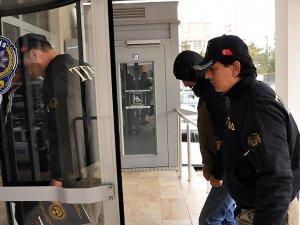 FETÖ/PDY operasyonunda 5 kişi adliyeye sevk edildi