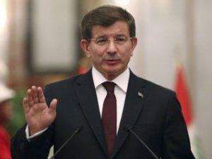 Davutoğlu: Teröre karşı tam saha pres