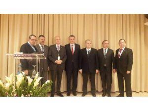 Yırcalı, Türk Ve Lübnan İş Adamlarını Bir Araya Getirdi