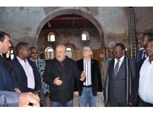 Sudanlı Belediye Başkanları İznik'te