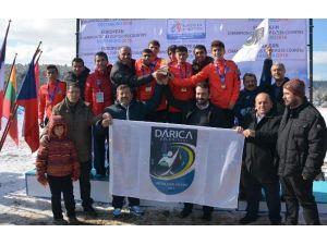 Darıca Üçüncü Kez Avrupa Şampiyonu
