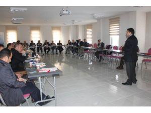 Van'da 'Yönetimde Yeni Yaklaşımlar Ve Motivasyon' Eğitimi