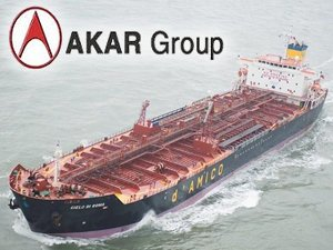 M/T CIELO DI ROMA isimli tanker, 13 milyon 800 bin dolara Akar Denizcilik'e satıldı