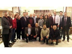Büyük Menderes Platformu Ankara'da Toplandı