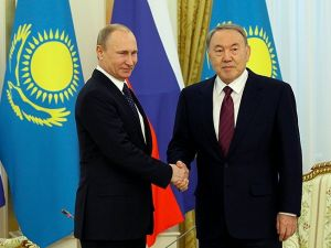 Nazarbayev ile telefonla görüşen Putin: İlk adımı Türkiye atmalı