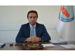 Kaymakam Erkan'dan Dünya Sigarayı Bırakma Günü Mesajı