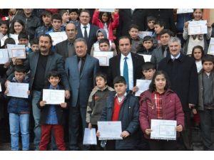 Kaymakam Erkan'dan İkinci Dönem Mesajı