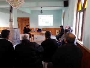 İhsangazi'de Çiftçi Toplantısı Yapıldı