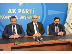 AK Parti Milletvekili Baloğlu Gündemi Değerlendirdi